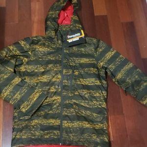 New Oakley jacket tucker sz L